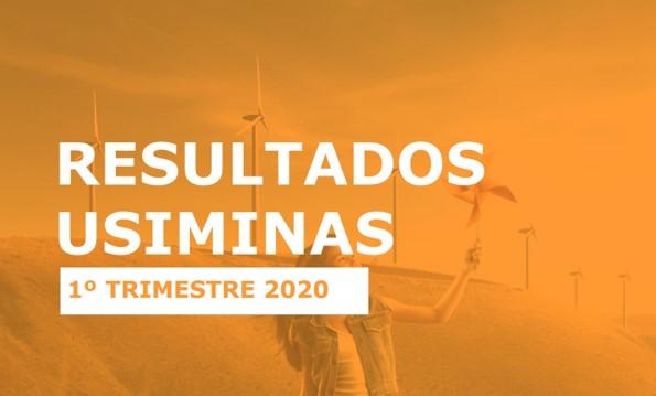 Ebitda Consolidado da Usiminas cresce 21% em comparação ao último trimestre de 2019