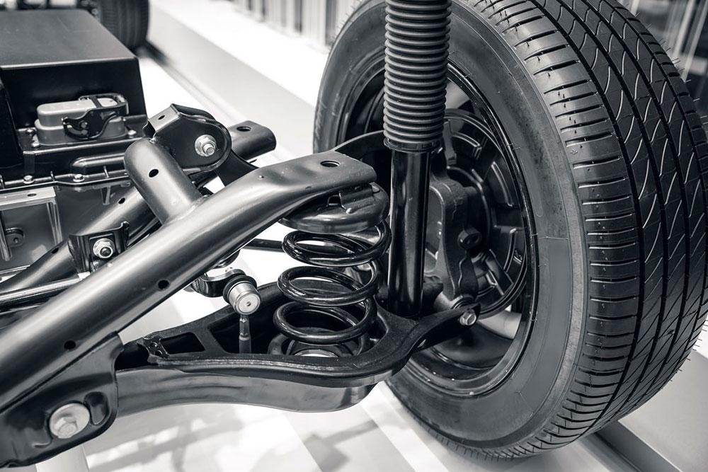 Aço em Uso: Suspensão de Automóveis