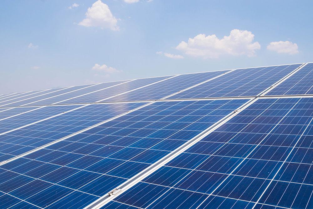 Aço em Uso: Energia Solar