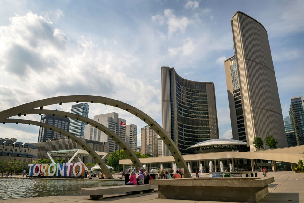 De Minas para o mundo - Toronto