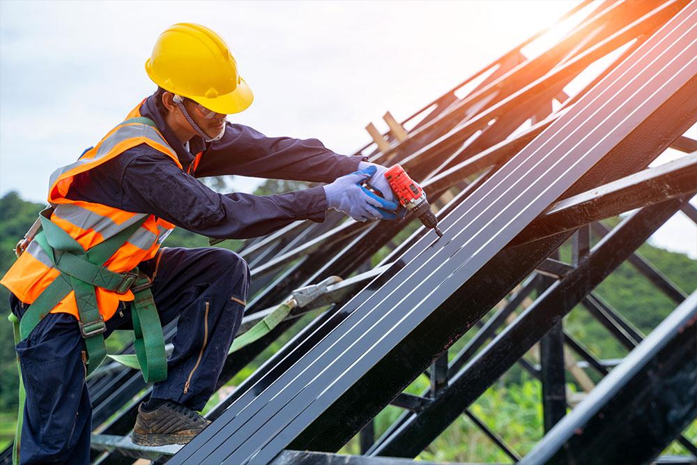 5 motivos para optar por telhas de aço