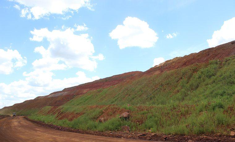 barragem da mineracao usiminas e descaracterizada