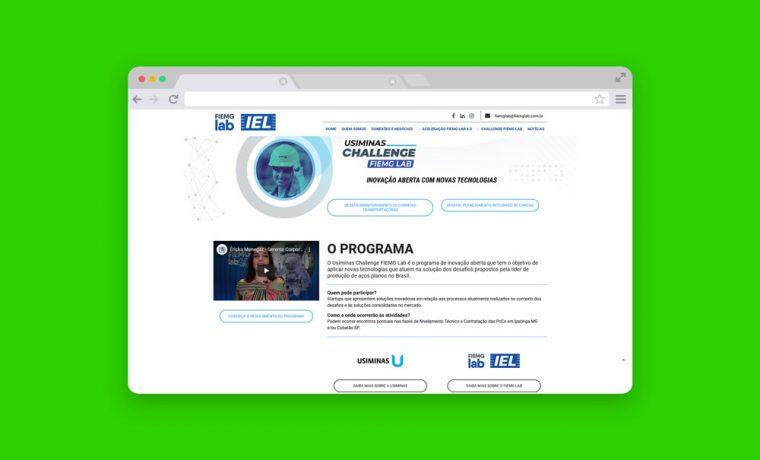 Usiminas e FIEMG Lab lançam desafio de inovação